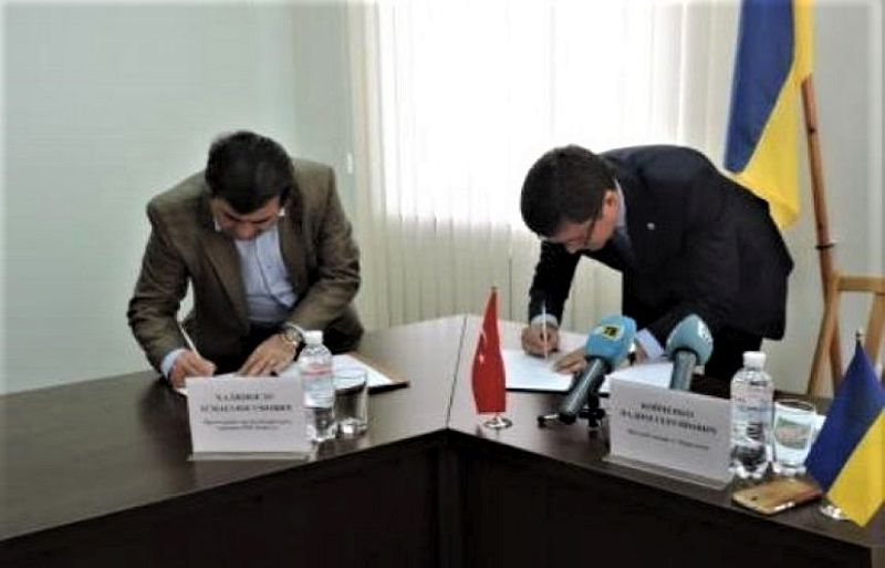 Türk yatırımcılar Mariupol'da 8 tesis inşa ediyor