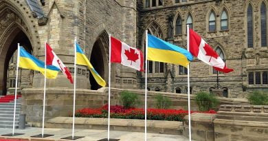 Ukrayna, Kanada