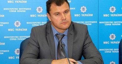 Ulusal Polis başkanı Igor Klimenko