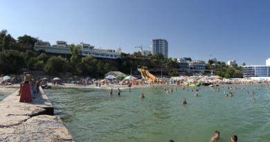 Dikkat! Odessa'da tüm plajlarda koli basili bulundu (video)