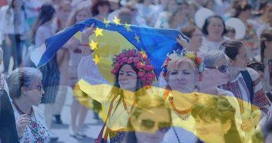 ukraynalılar Avrupa birliği