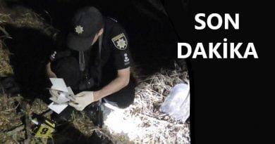 Ukrayna'da 68 yaşındaki Türk vatandaşını öldürdükten sonra, parçalayarak gömen 2 genç yakalandı  (video)