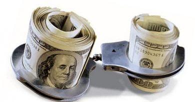 dolar kelepçe