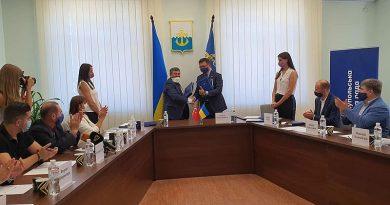 Bir Türk yatırımı olan Mariupol OSB projesinde arazi tahsisi gerçekleşti