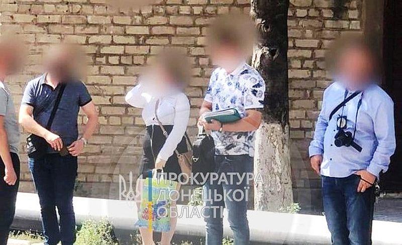 Mariupol'da bir kadın yeni doğan çocuğunu 400 bin UAH'a satmaya çalıştı