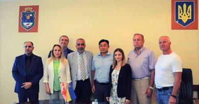 Türk şirketi, Nikolayev Uluslararası Havaalanı modernizasyonu anlaşmasını imzaladı