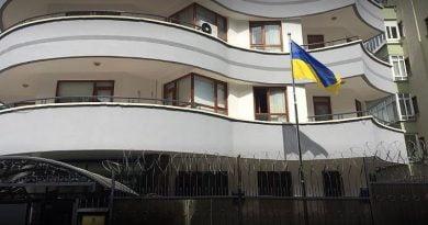 Ukrayna-Ankara-büyükelçiliği