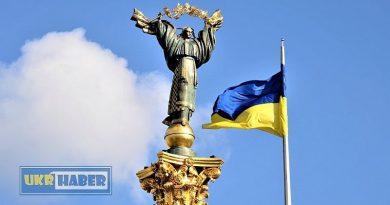 Ukrayna Kiev Meydan Heykel