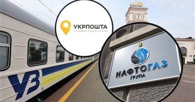 Ukrayna, Naftogaz, Ukrzaliznytsia ve Ukrposhta'nın yarısını özelleştirmek istiyor