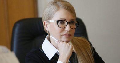 Yulia Timoşenko