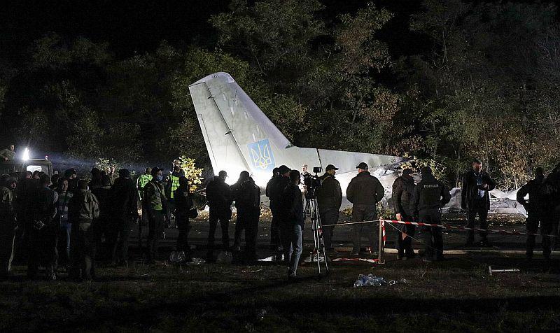 26 kişinin öldüğü uçak kazasında yeni görüntüler ve karakutuya ulaşıldı