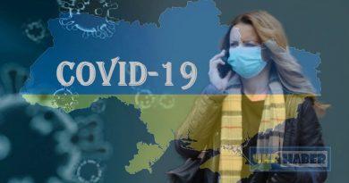 Koronavirüs Covid-19 Ukrayna