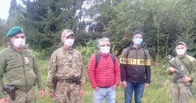 Polonya sınırı yakınlarında iki Türk vatandaşı gözaltına alındı
