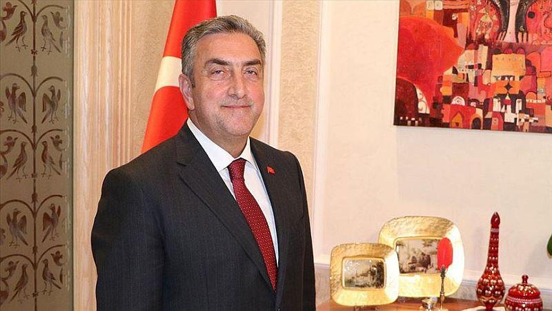 Türkiye Uzay Ajansı Başkanı Serdar Hüseyin Yıldırım