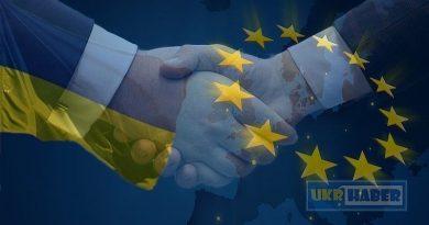 Ukrayna Avrupa Birliği