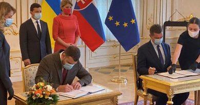 Ukrayna ve Slovakya, Ujgorod havaalanındaki engeli kaldıracak bir anlaşma imzaladı