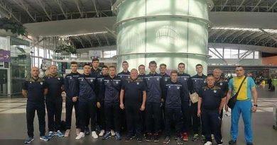 Ukrayna ve Türkiye U20 voleybol takımları Avrupa Şampiyonası'ndan çıkarıldı