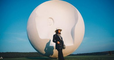 Ukrayna'daki ilk çağdaş heykel parkı Lviv yakınlarında açıldı