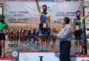 Ukraynalı bisikletçiler Grand Prix Kapadokya etabından madalya ile döndü