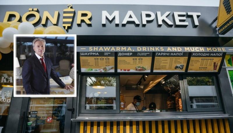 Ukraynalı milyarder Yuri Kosyuk sokak yemekleri sektörüne giriyor Döner Market