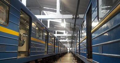 metro vagonu