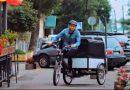 Ukraynalı Delfast, elektrikli üç tekerlekli bisikletinin satışları başladı (video)