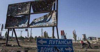 Donetsk ve Lugansk