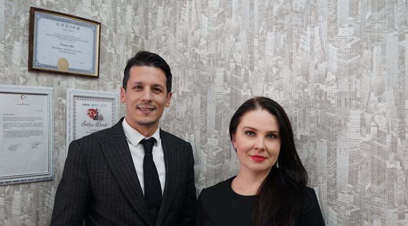 Evren Damyan ve Galina Kozina