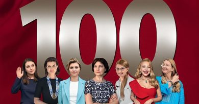 Focus dergisi Ukrayna'nın en etkili 100 kadınını seçti