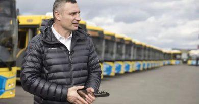 Kiev'e 50 yeni modern otobüs geldi,.150 otobüs ise yıl sonuna kadar.