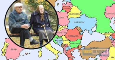 Ukrayna, Avrupa'nın en kısa sağlıklı yaşama sahip ülkesi