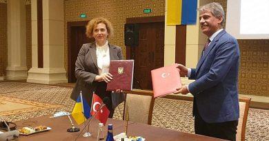 Ukrayna ve Türkiye turizmi geliştirmek için ortak projeler üzerinde anlaştı
