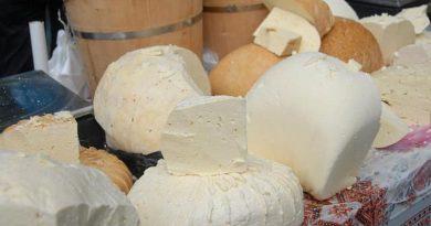 Ukrayna'nın Hutsul peyniri coğrafi işaret statüsünü aldı